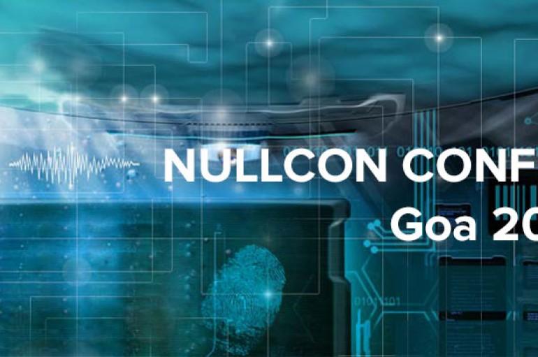 NULLCON CONFERENCE 2018