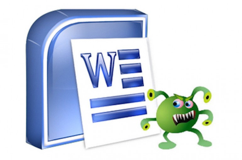 Malware attacks leveraging MS Word documents grew by 33% in Q4