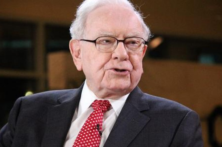 Warren Buffett: Cybersecurity risk 'is uncharted territory. It's going to get worse, not better'