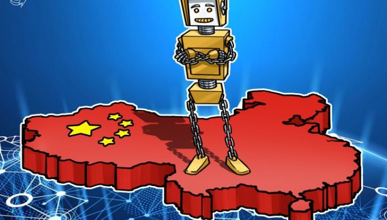 "Chinese Regulator Warns Against ""Mythologizing"" Blockchain"