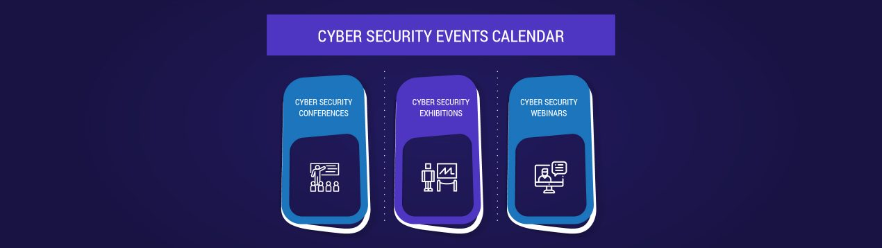Cyber Security Events Calendar