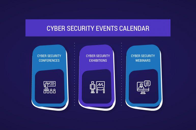Cyber Security Events Calendar