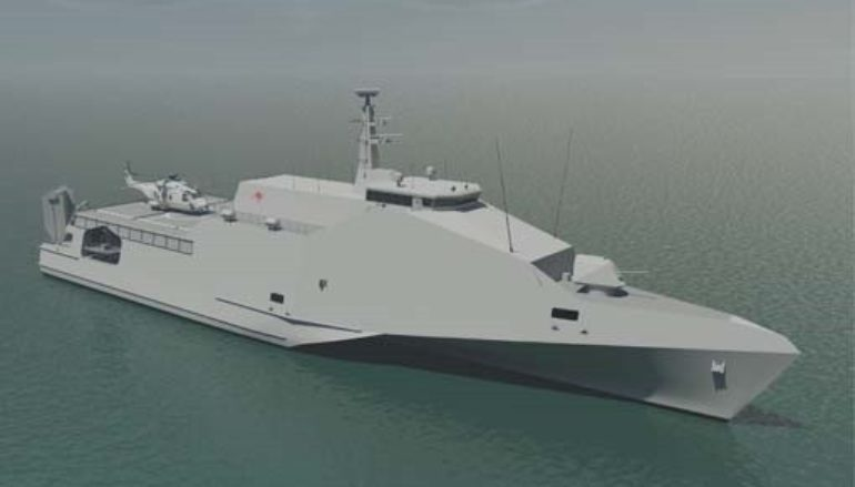 Top Australia Defence Company Austal Notifies a Serious Security Breach