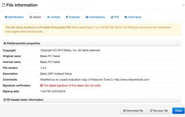 A New Shamoon 3 Sample Uploaded To VirusTotal From France