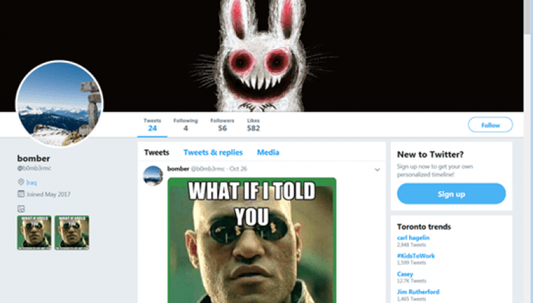 Malware Controlled Through Commands Hidden in Memes Posted on Twitter
