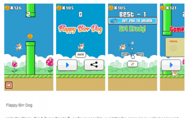 Malware in Flappy Birr App Flies Away with Data