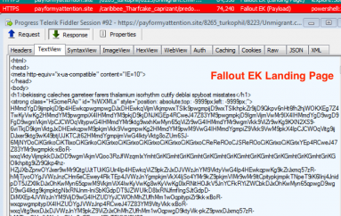 Fallout Exploit Kit Now Includes Exploit for CVE-2018-15982 Flash Zero-Day