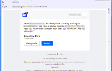 Campaigns Through LinkedIn 's DM Deliver More_Eggs Backdoor via Fake Job Offers