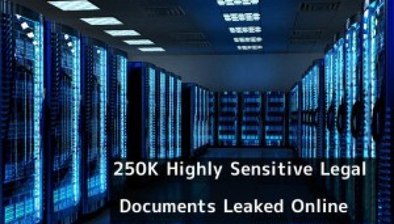 250,000 Sensitive Legal Documents Leaked Online via Unprotected Elasticsearch Cluster