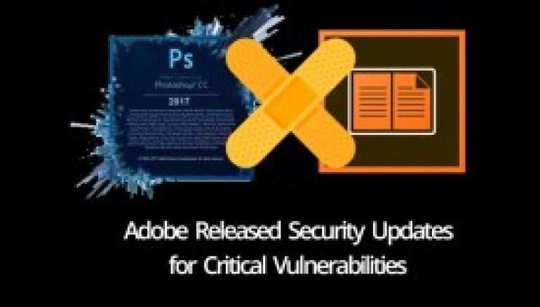 Adobe Releases Security Updates that Fixes Critical Vulnerabilities with Photoshop CC and Digital Editions
