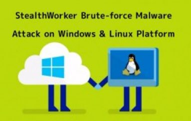 StealthWorker Brute-force Malware Attack on Windows & Linux Platform Via Hacked E-commerce Websites