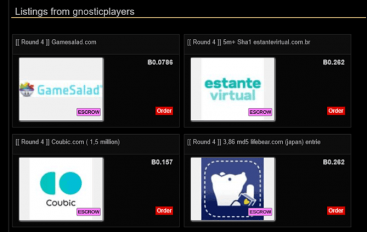 Gnosticplayers Offers 26 Million New Accounts for Sale on the Dark Web