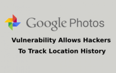 Google Photos Vulnerability Allows Hackers To Track Location History