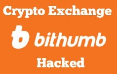 Bithumb Hacked – Hackers Transferred $20 Million Worth Cryptocurrencies From Bithumb Wallet