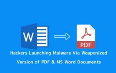 Hackers Distributing Malware Via Weaponized PDF & MS Word Version of New Zealand Terror Suspect's Manifesto