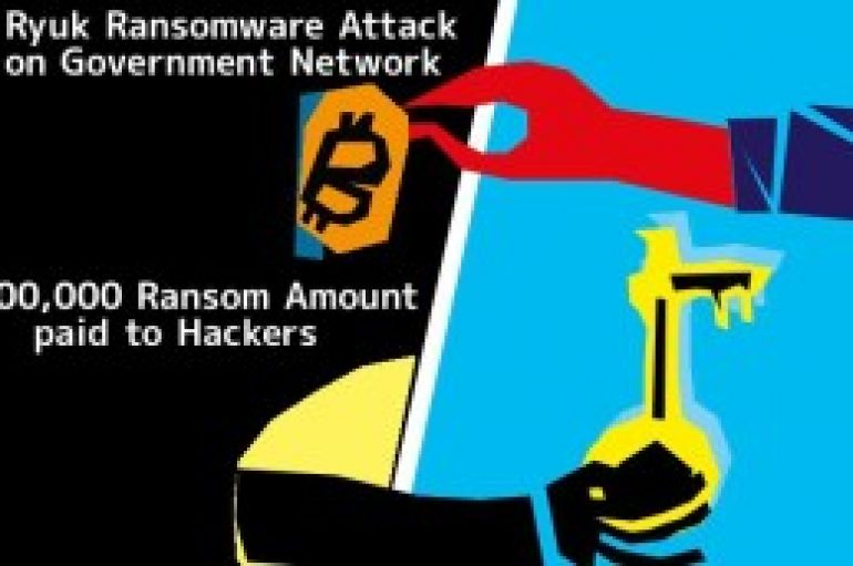 Massive Ryuk Ransomware Attack on Entire Computers of Jackson County, Georgia  – $400,000 Ransom Paid