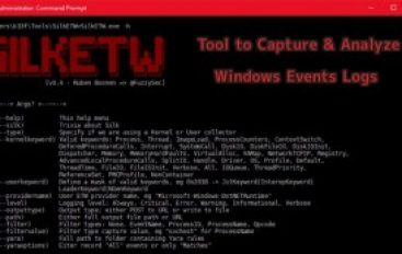 SilkETW – New Free Threat Intelligence Tool to Capture and Analyze Windows Events Logs