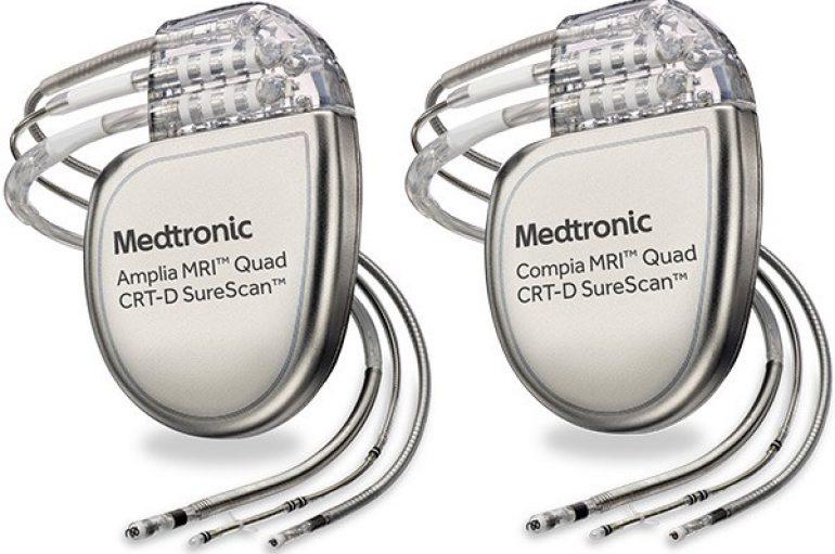 Medtronic's Implantable Heart Defibrillators Vulnerable to Hack