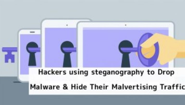 Hackers Using Steganography to Drop the Powload Malware & Hide Their Malvertising Traffic