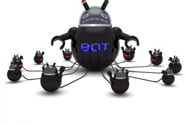 Fifth of Web Traffic Comes from Malicious Bots