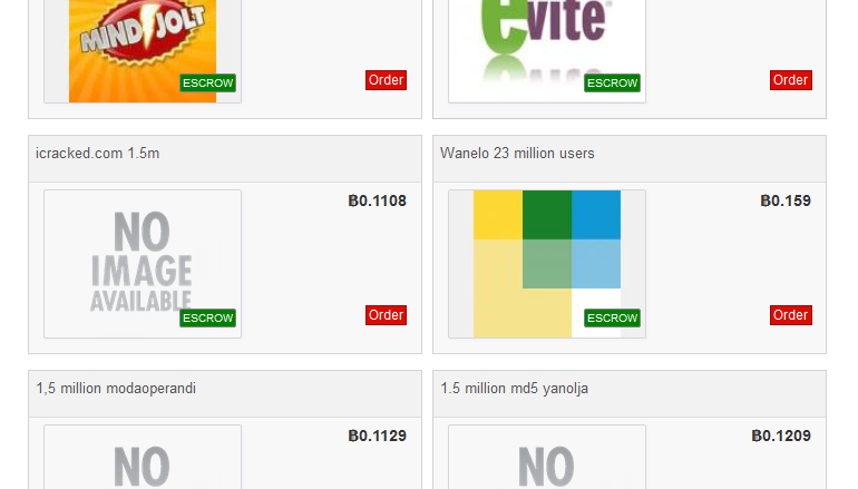 Gnosticplayers Round 5 – 65 Million+ Fresh Accounts from 6 Security Breaches Available for Sale