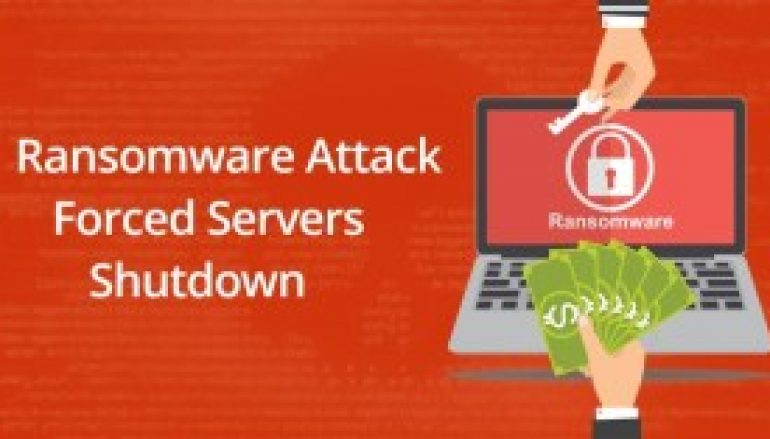 The Ransomware Attack Forced City of Greenville to Shutdown Majority of its Servers