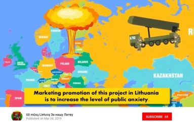 Major Coordinated Disinformation Campaign Hit the Lithuanian Defense