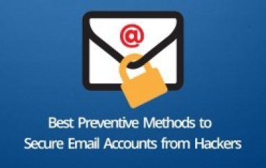 Top 10 Best Preventive Methods to Secure Email Accounts from Email Hackers