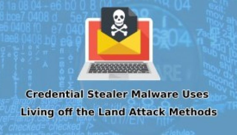 New Credential Stealer Malware Campaign Targets Hundreds of Companies Abusing Legitimate Tools