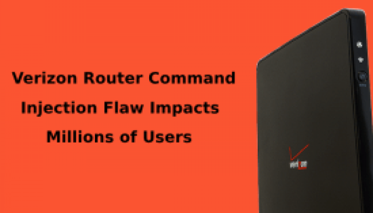 Verizon Fios Router Vulnerabilities Allows Attackers to Gain Complete Control Over the Network