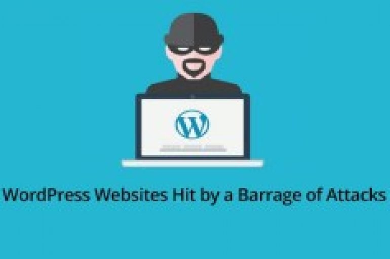 WordPress Websites Hit by a Barrage of Attacks