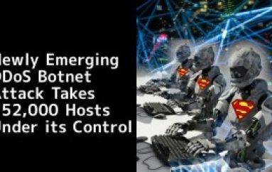Newly Emerging DDoS Botnet Attack on Electrum Takes 152,000 Hosts Under its Control