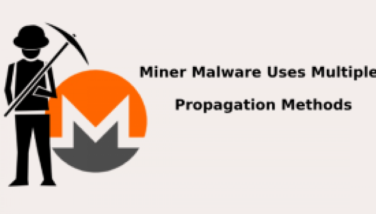 Miner Malware Uses Multiple Propagation Methods to Infect Windows Machines and to Drop Monero Miner