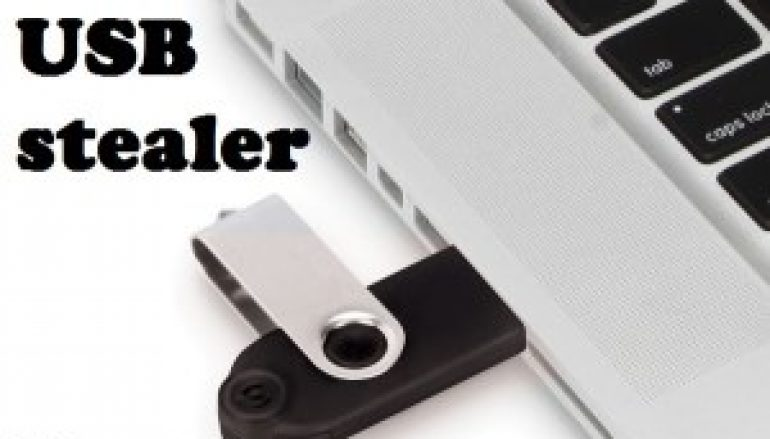 USBStealer – Password Hacking Tool For Windows Applications to Perform Windows Penetration Testing
