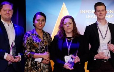 (ISC)2 Announces Information Security Leadership Award Winners