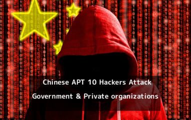 Chinese APT 10 Hackers Attack Government and Private Organizations Through Previously Unknown Malware