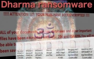 Dharma Ransomware Abusing Legitimate Anti-virus Tool to Trick Victims And Infect Their Computers