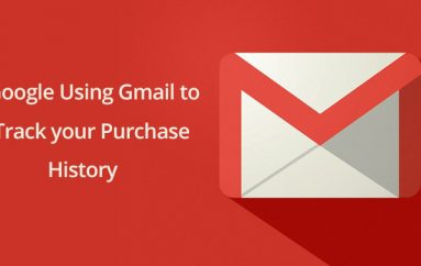 Google Using Gmail to Read Your Online Purchase Invoice Data to Track Your Purchase History