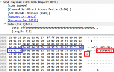 Hacking the 'Unhackable' eyeDisk USB stick