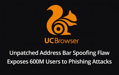 Unpatched Address Bar Spoofing Flaw in UC Browser Exposes 600M Users to Phishing Attacks