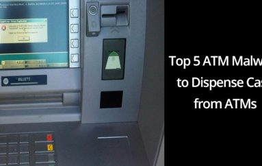 Top 5 ATM Malware Families Used By Hackers to Dispense Money from Targeted ATMs