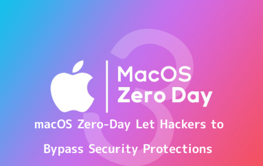 macOS Zero-Day Vulnerability Allows Hackers to Bypass Security Protections With Synthetic Clicks