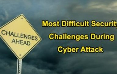 Most Difficult Security Challenges for CxO (Chief x Officers) During the Cyber Attack