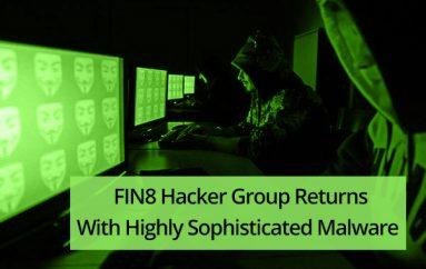 FIN8 Hacker Group using Highly Sophisticated ShellTea Malware to Attack Hospitality Sector