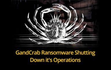 Dangerous GandCrab Ransomware Shutting Down its Operations after Earning $2 Billion in Ransom Payments