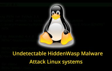 Hackers Use Linux Malware HiddenWasp to Attack Linux Systems for Gaining Remote Access