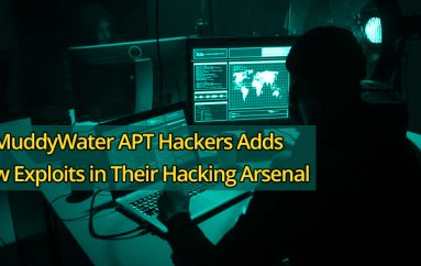 Iranian MuddyWater APT Hackers Adds New Exploits in Their Hacking Arsenal to Attack Government Networks
