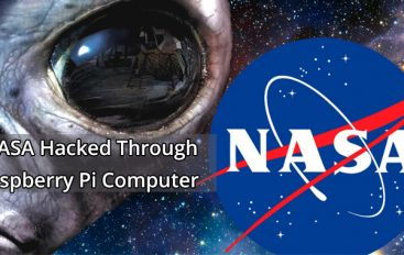 NASA Hacked Through an Unauthorized Raspberry Pi Computer Connected to the NASA Servers